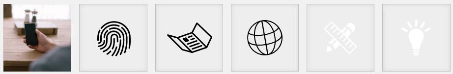 Richtig dargestellte SVG-Bilder im Mediathek Raster